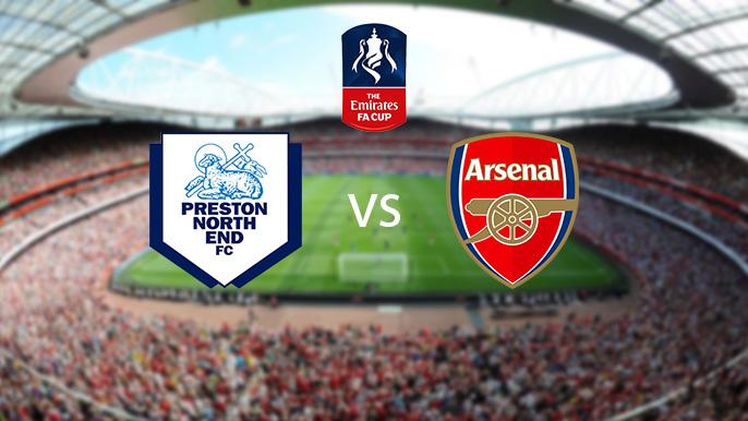 Najava utakmice FA kupa: Preston Nort End – Arsenal