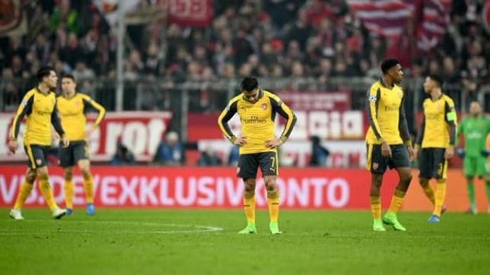 Bajern deklasirao Arsenal – kraj takmičenja u Ligi šampiona