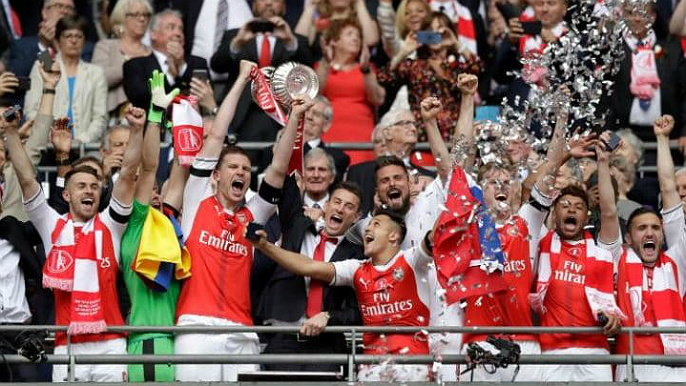 Arsenal osvojio FA kup!
